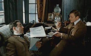 Задача: Холмс знает только месяц, а Ватсон только день покушения.