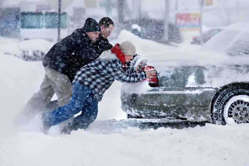 Зимние лайфхаки автовладельцам