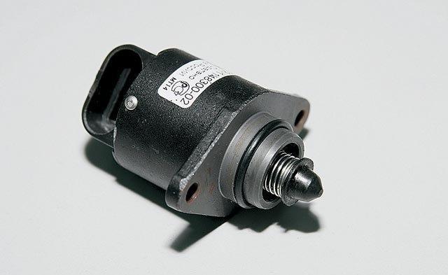 Регулятор холостого хода двигателя внутреннего сгорания